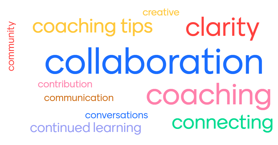 2021 The Year of Collaboration